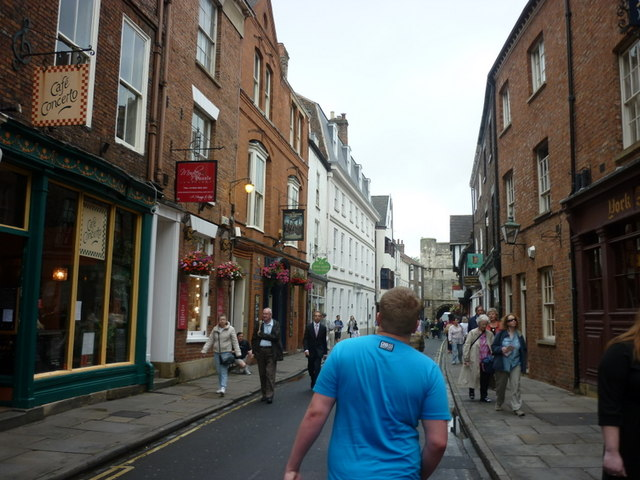 High Petergate, York