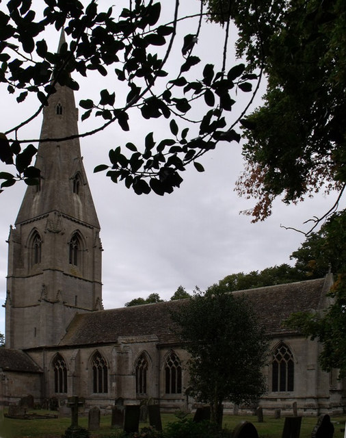 St Andrew's Church, Ewerby