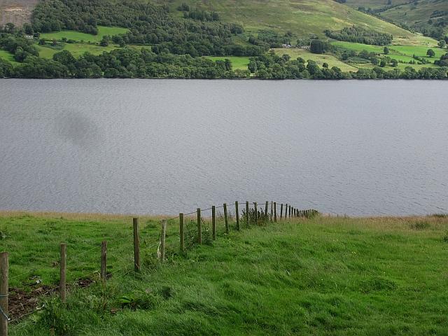 Grassland above Loch Tay