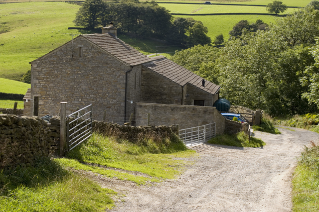 Low Lainger farm