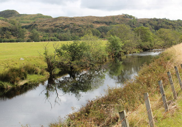The River Add, Dunadd