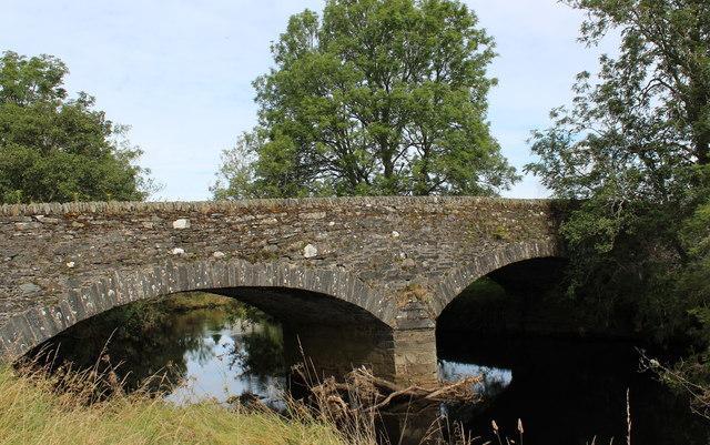 Bridge over the Add