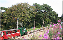 SS6846 : Approaching Woody Bay Station by Martin Bodman