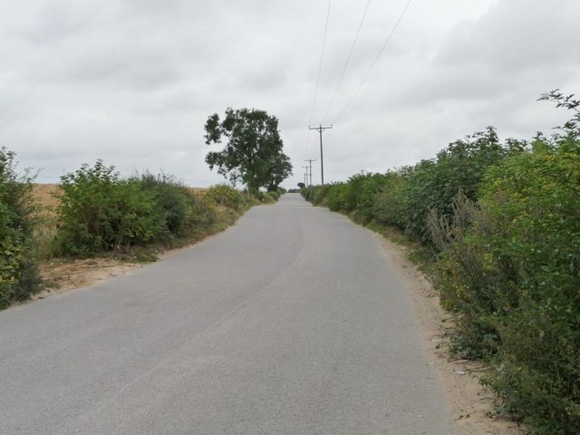 Long Lane, looking south