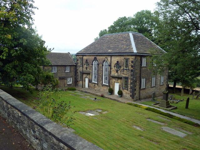 Underbank Unitarian Chapel
