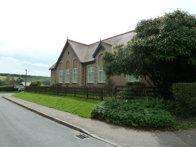 West Dean school