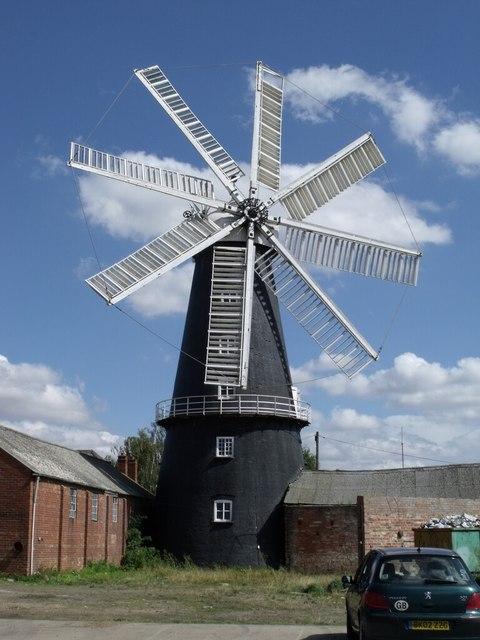 Heckington Windmill