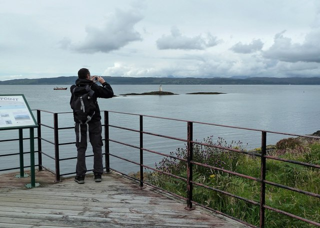 At Mallaig Viewpoint