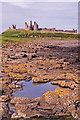 NU2521 : Dunstanburgh Castle by Ian Capper