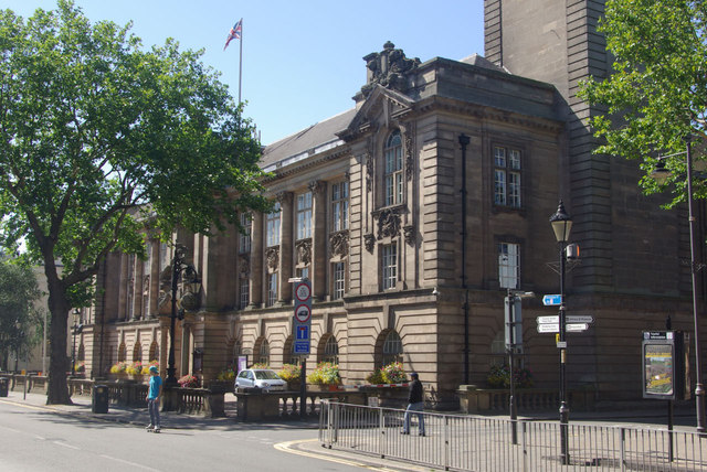 Walsall Council House