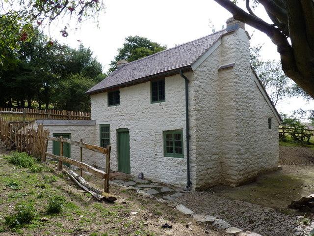 No 2 Blakemoorgate - The Davies's cottage