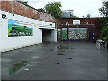 ST5871 : Bedminster railway station by Thomas Nugent