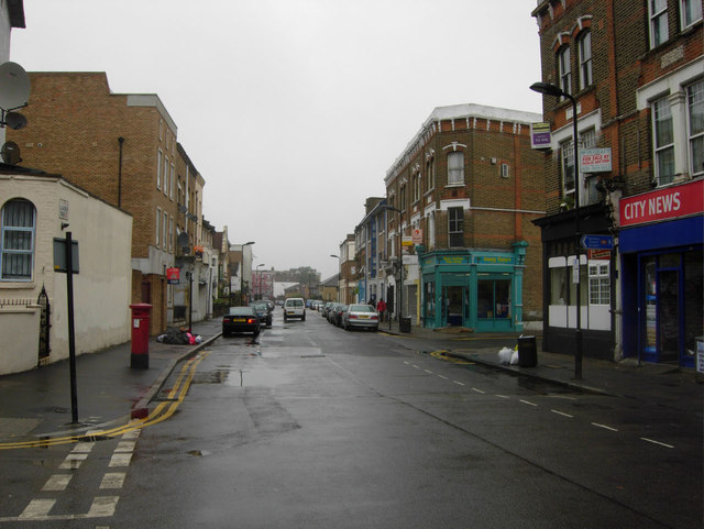 Clarence Road, Lower Clapton