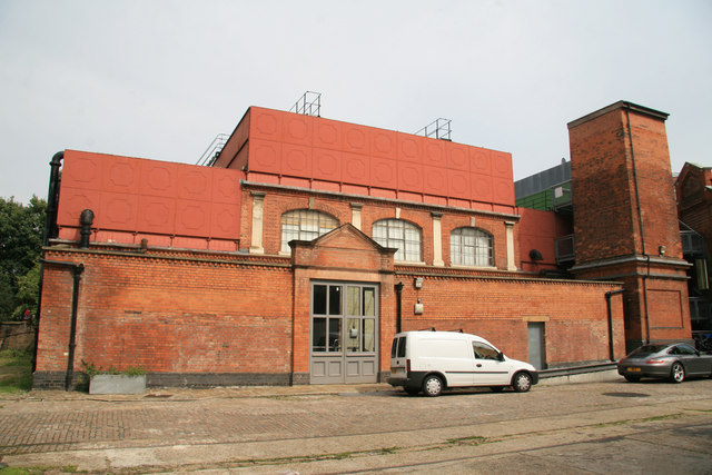 London Hydraulic Power Company, Wapping Pumping Station