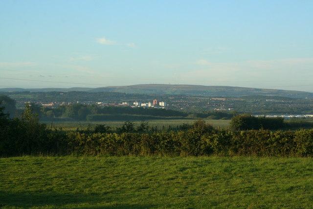 Wigan from afar