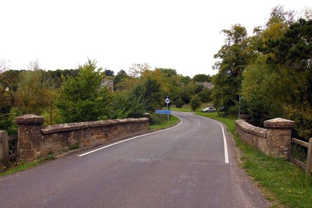Coleshill Bridge