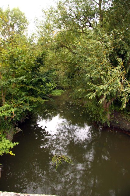 The River Cole at Coleshill