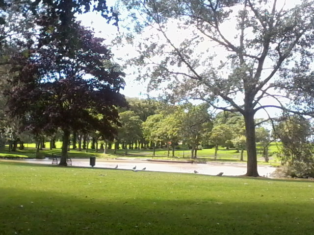 Kay Park and Lake