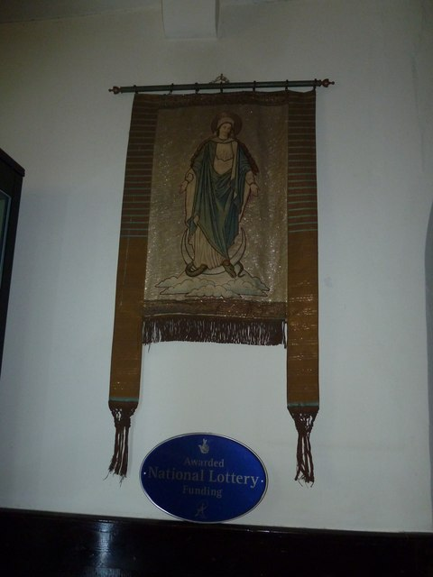 Church of the Assumption of the Blessed Virgin Mary Upper Froyle- banner (ii)
