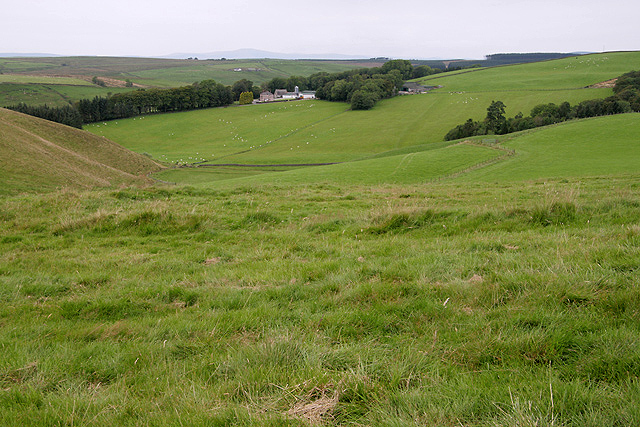 Farmland at Pearsby Hall