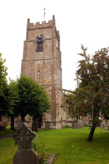 St Michael and All Angels Church in Highworth