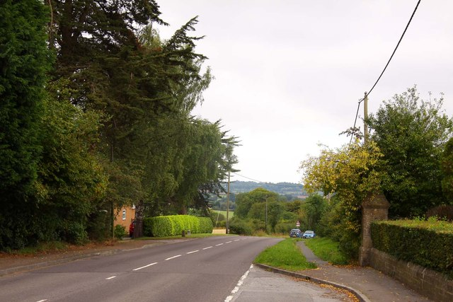 Cricklade Road to Blunsdon