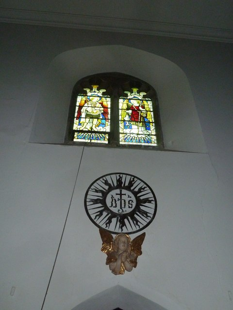 Church of the Assumption of the Blessed Virgin Mary Upper Froyle- angel