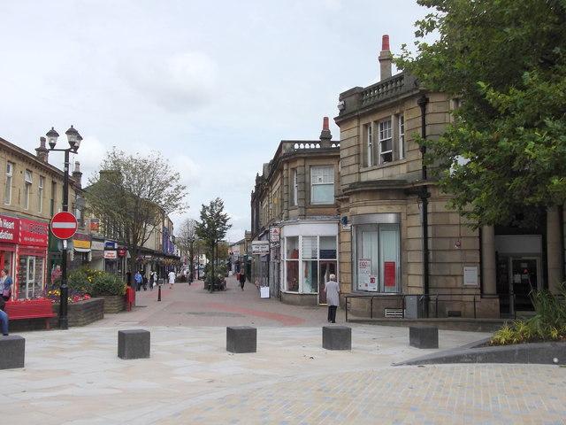 Scotland Road, Nelson Lancashire