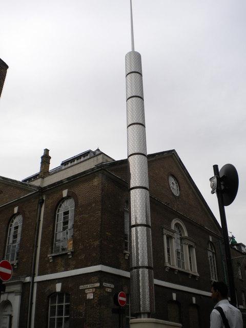Mosque, Brick Lane E1