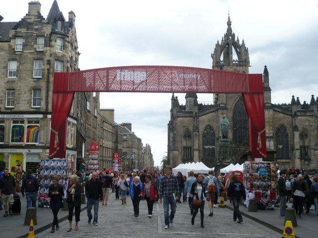 Welcome to the Fringe