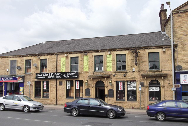 """""""Clayton Arms"""" (pub) 72 Manchester Road, Nelson"""