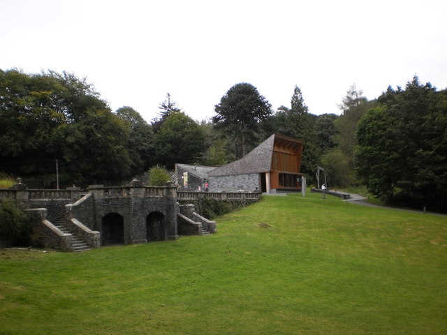 The Yan Education Centre, Grizedale Forest