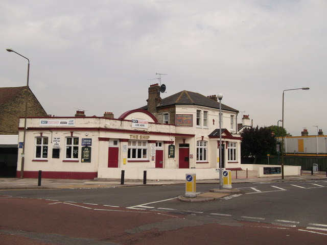 The Ship Public House, Plumstead