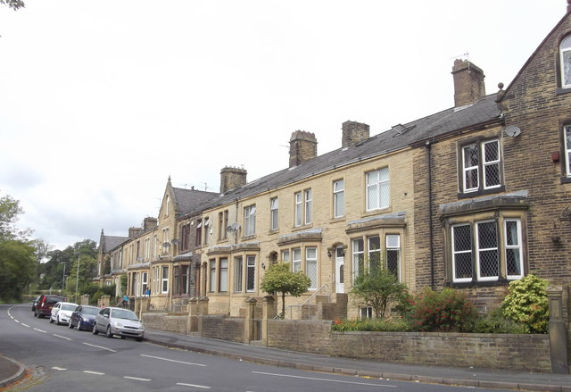 Houses, Carr Hall Road, Nelson