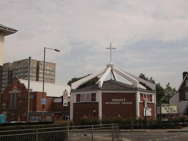Trinity Methodist Temple, Woolwich (2)