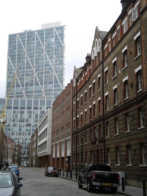 Folgate Street E1