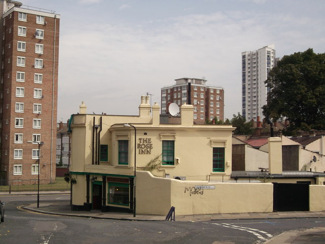 The Rose Inn, Woolwich