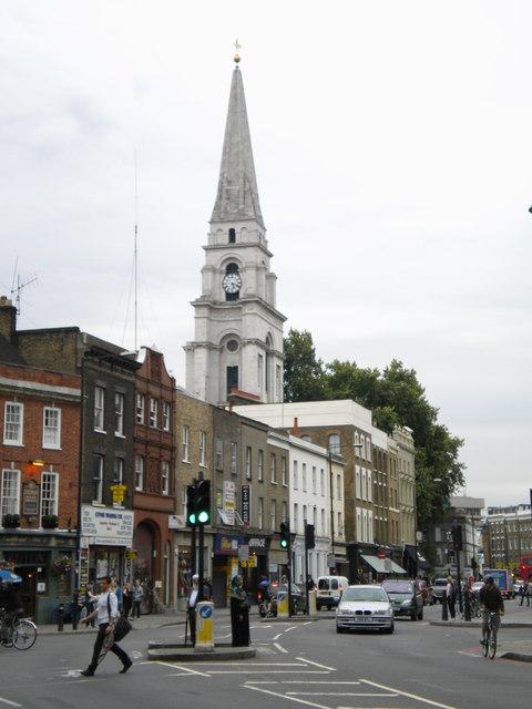 Commercial Street E1