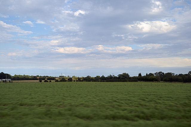 Farmland at Windy Ridge Farm