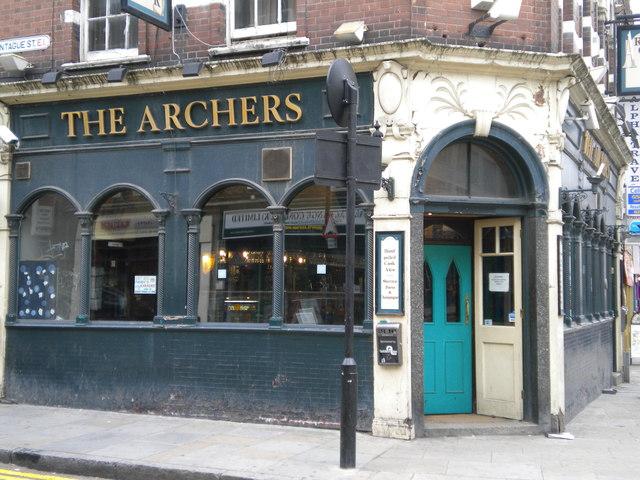 The Archers, Osborn Street E1