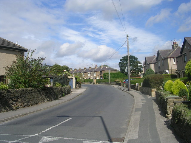 Park Road - viewed from Park Avenue