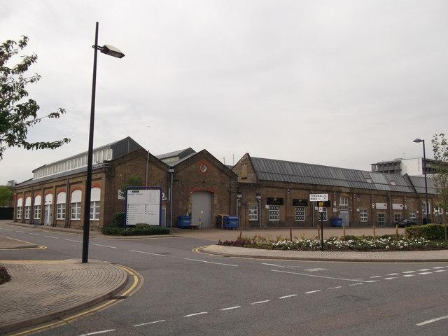 Gunnery Terrace, Royal Arsenal