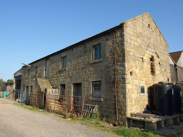 Barn, Pot Bridge Farm