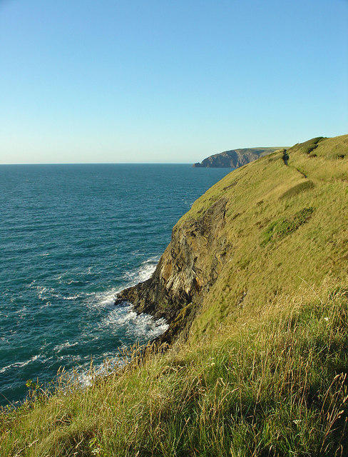 Coastal Path View: Moylgrove
