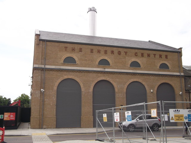 The Energy Centre, Royal Arsenal