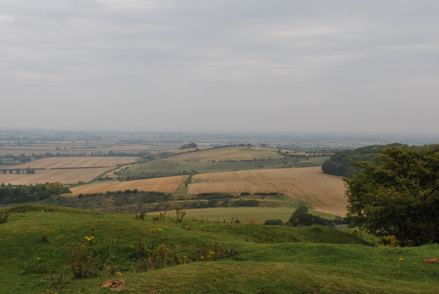 View from Deacon HIll