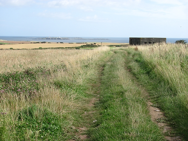 Track and pillbox, Snear Law