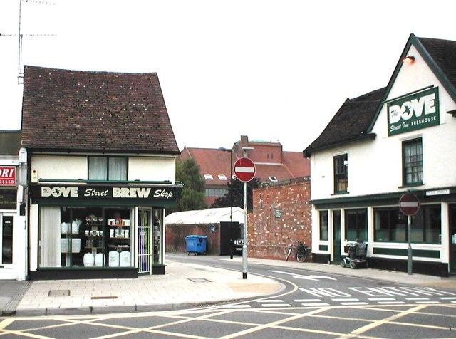The Dove Street Brew Shop