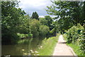 SP0483 : Worcester and Birmingham Canal by N Chadwick