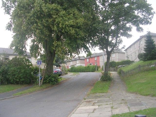 Burnwells Avenue - Thackley Road